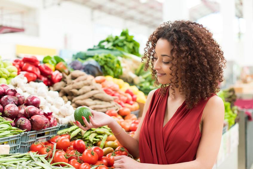 nakup potravin