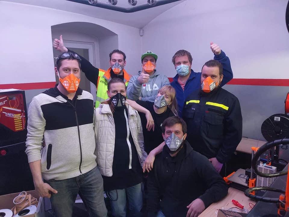 masky 3D