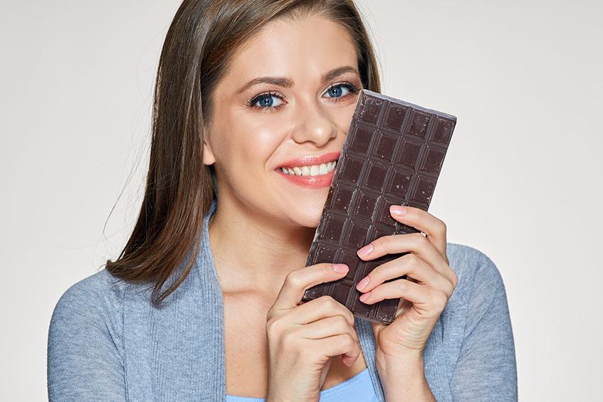 zena cokolada