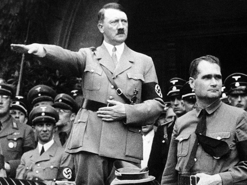 Rudolf Hess 1