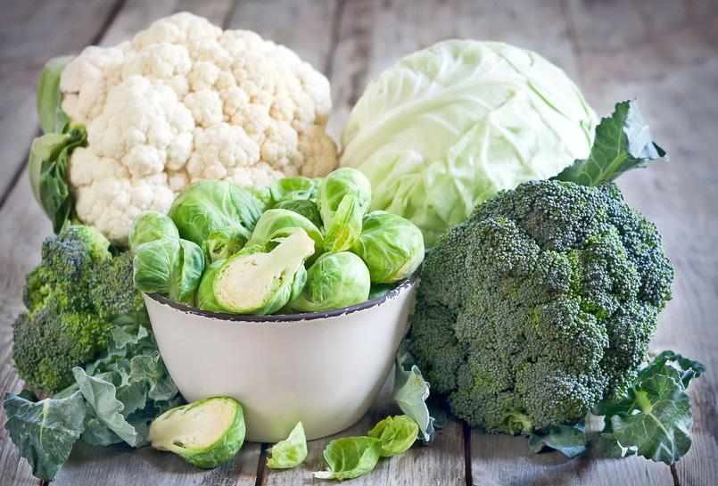 kvetak a brokolice