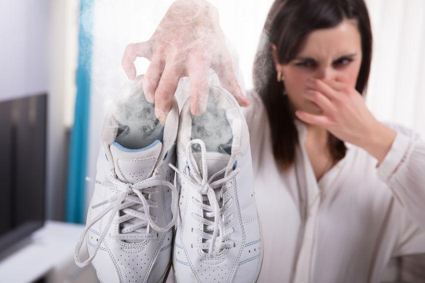 boty zapach