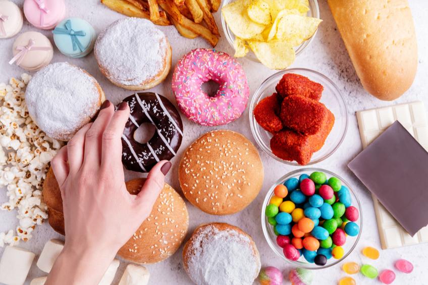 sladkosti cukr