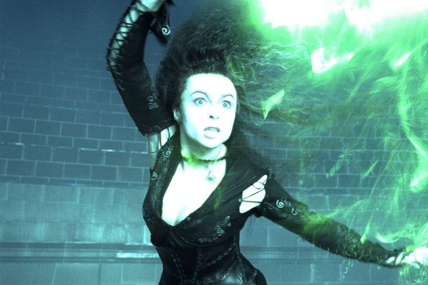belatrix harry potter