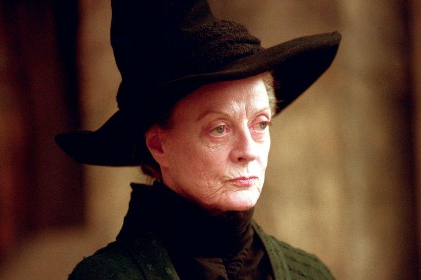 profesorka mcgonahallova harry potter