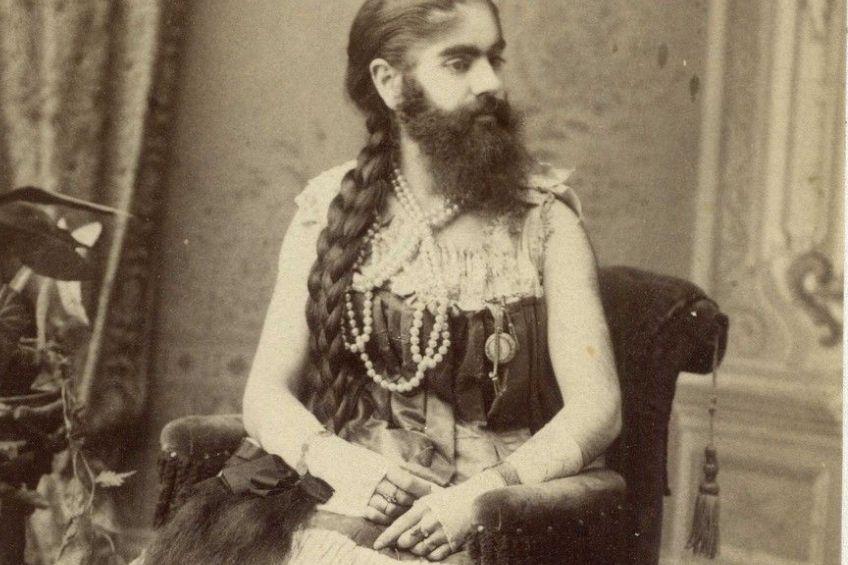 vousata dama
