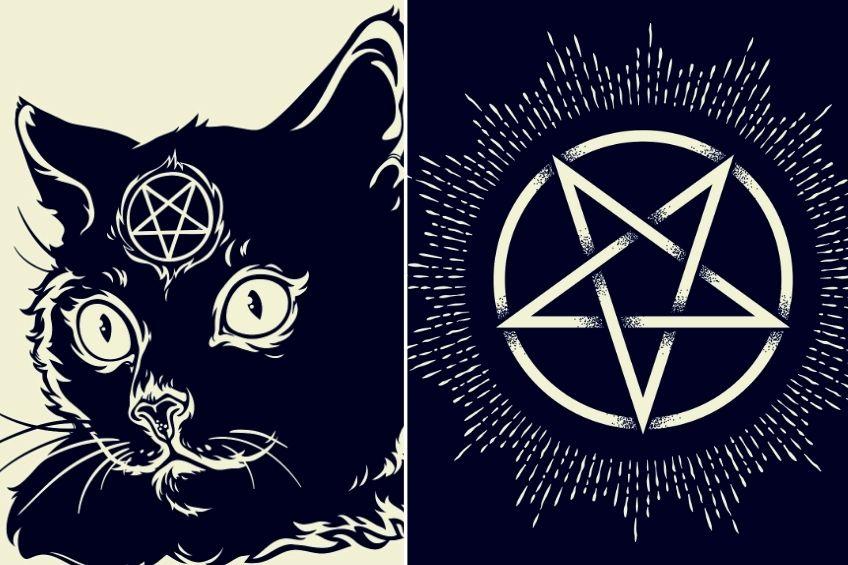 Symbolika kočka