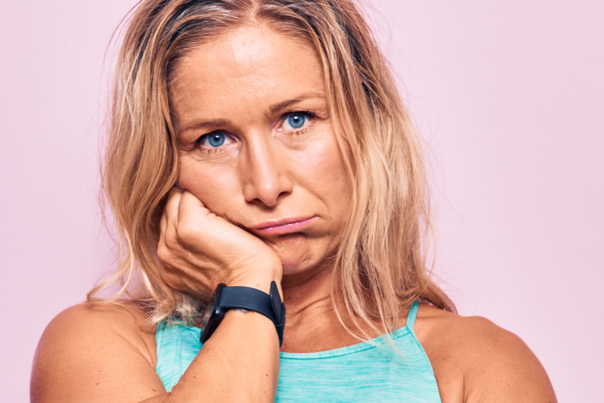 smutná žena 3