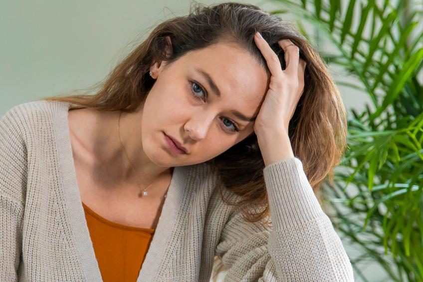 smutná žena 8
