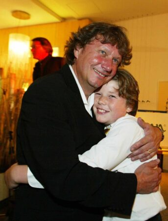 Stanislav Hložek a syn