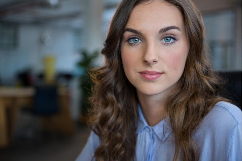 zena atraktivni