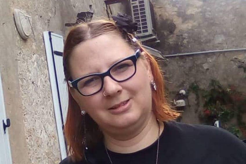 Gaëlle Engel žena horská dráha