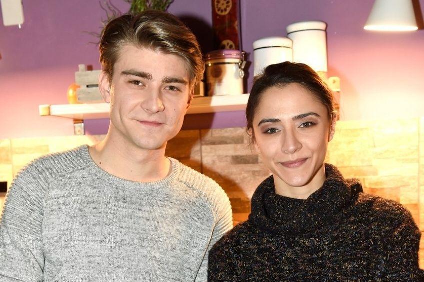 Eva Buresova a Marek Labora