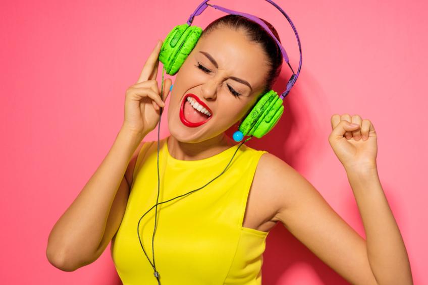 Zena hudba