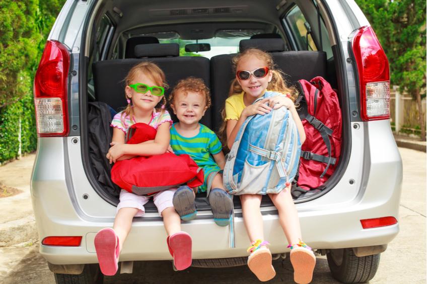cestovani deti
