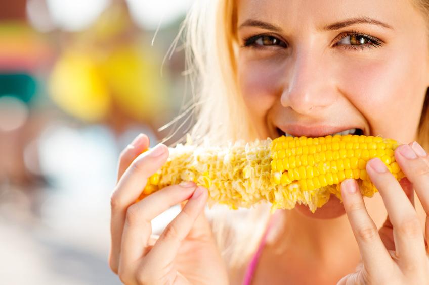 Zena kukurice