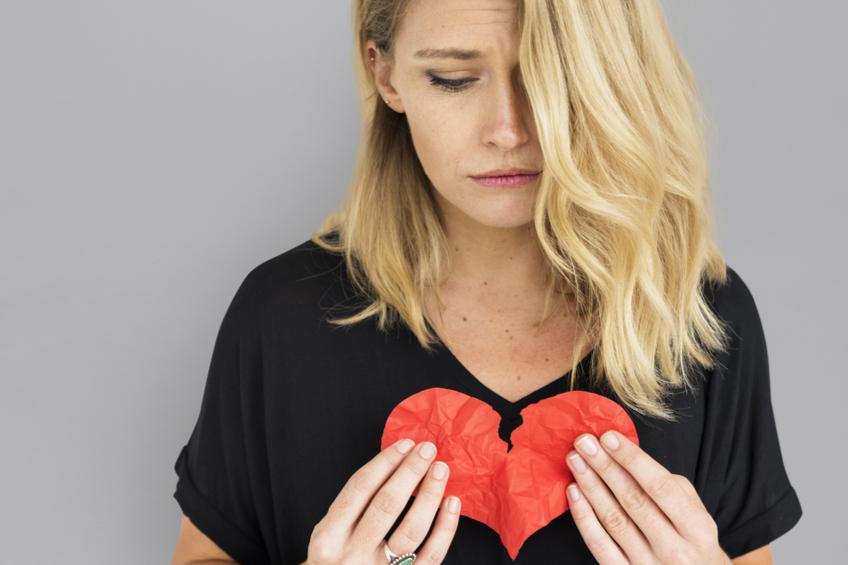 Zlomene srdce