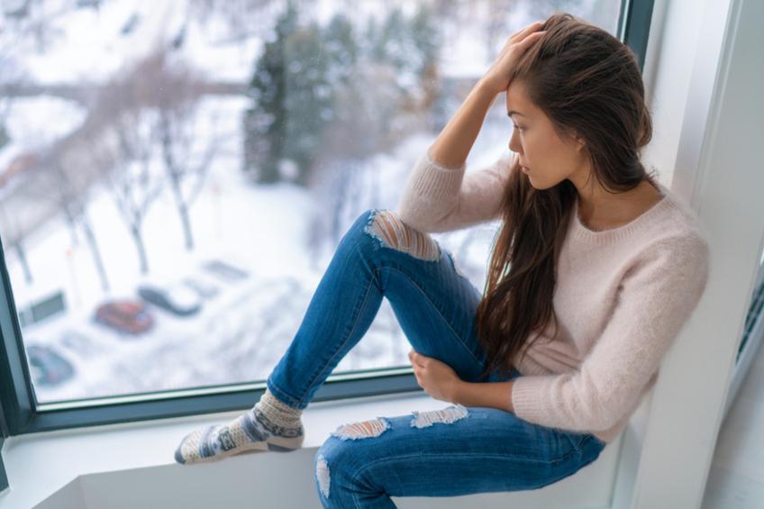 Zimni deprese